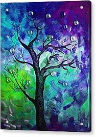 Tree Fantasy3 Acrylic Print by Ramneek Narang