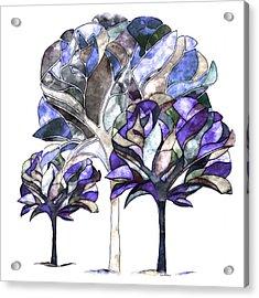 Trees Of Sadness Acrylic Print