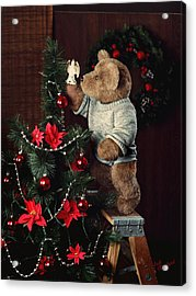 Treetop Angel Acrylic Print