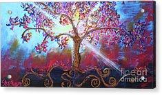 Treevelation Acrylic Print