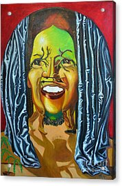 Trenchtown Tremor Acrylic Print