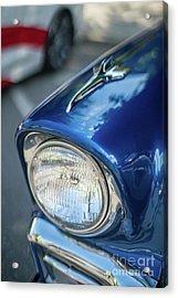 Tri-5 Chevrolet Classic Fender Acrylic Print