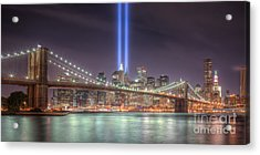 Tribute In Light IIi Acrylic Print