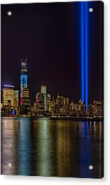 Tribute In Lights Memorial Acrylic Print