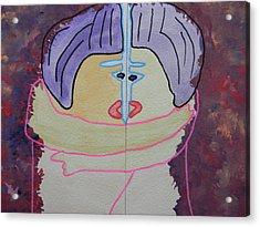 Tribute To C. Brancusi Acrylic Print