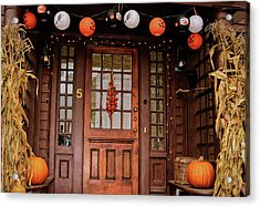Trick Or Treat   Acrylic Print by JAMART Photography