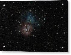 Trifid Nebula Acrylic Print