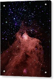 Trigger-happy Star Formation Acrylic Print