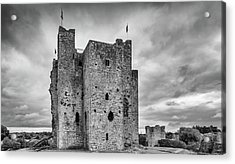 Trim Castle , Co Meath 2 Acrylic Print