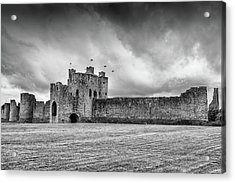 Trim Castle , Co.meath Acrylic Print