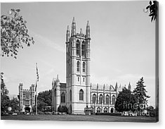 Trinity College Chapel Acrylic Print by University Icons