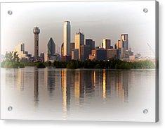 Trinity River Dallas 4 Acrylic Print