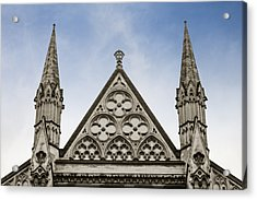 Trio At Westminster Acrylic Print