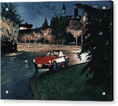 Triumph By Night Acrylic Print