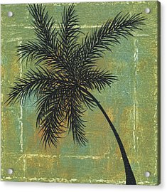 Tropical Splash 4 By Madart Acrylic Print by Megan Duncanson