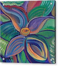 Tropical Vision Acrylic Print by John Keaton