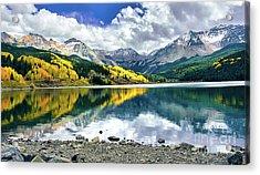 Trout Lake Acrylic Print