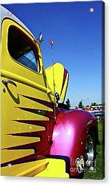 Truck Art Acrylic Print