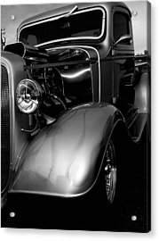 Truck Acrylic Print by Audrey Venute