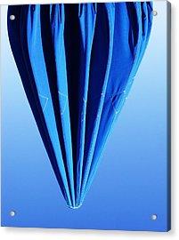 True Blue Too Acrylic Print