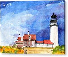 Truro Lighthouse Acrylic Print