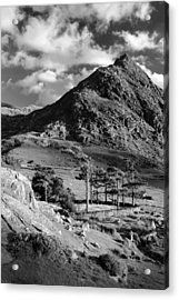 Tryfan And Ogwen Valley Acrylic Print
