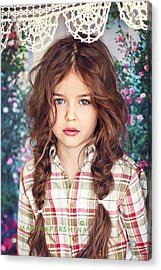 Tst 1700 Acrylic Print by Taylor Earg