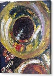 Tuba Fats Acrylic Print