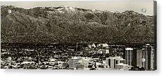 Tucson  Acrylic Print