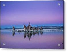 Tufa Island Acrylic Print