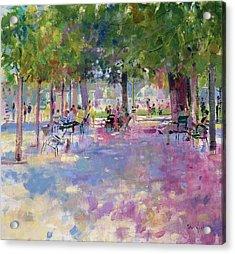 Tuileries  Paris Acrylic Print