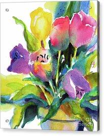 Tulip Pot Acrylic Print