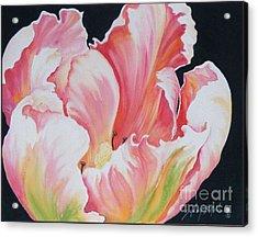 Tulip Sold Acrylic Print