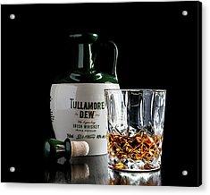 Tullamore D.e.w. Still Life Acrylic Print