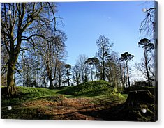 Tullyhogue Fort, Cookstown. Acrylic Print