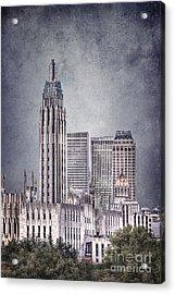 Tulsa Art Deco II Acrylic Print