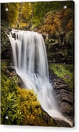 Tumbling Waters At Dry Falls Acrylic Print