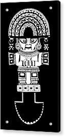 Tumi Knife Acrylic Print