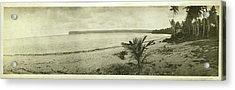 Tumon Bay Guam Acrylic Print