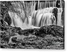 Tumwater Falls Park Acrylic Print