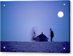 Tunesian Night Acrylic Print