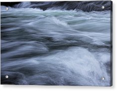 Acrylic Print featuring the photograph Turbulence 2 by Mike Eingle