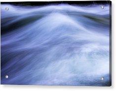 Acrylic Print featuring the photograph Turbulence 3 by Mike Eingle