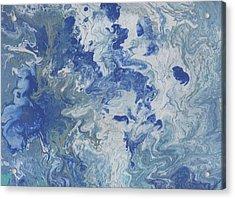 Turbulent Sky Acrylic Print