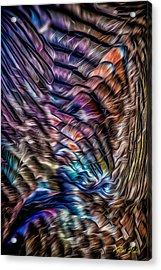 Turkey Sides Acrylic Print