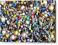 Turkish Jewellery Acrylic Print
