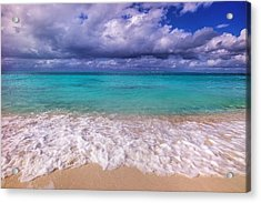 Turks And Caicos Beach Acrylic Print