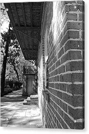 Turning A Savannah Corner Acrylic Print