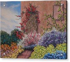Tuscan Delusions Acrylic Print