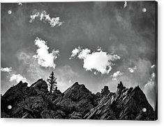 Tusas Canyon New Mexico Acrylic Print